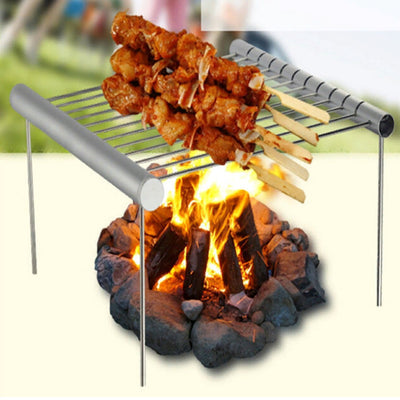 Portable BBQ Grill.