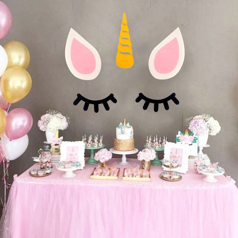 Unicorn Birthday Suite