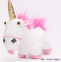 Load image into Gallery viewer, Fluffy Unicorn Plush Toy - Unicorn Roll