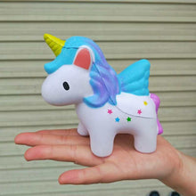 Load image into Gallery viewer, SQUISHY™ Slow Rising Unicorn Toy - Unicorn Roll