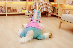 JUMBO Unicorn Plush Toy - Unicorn Roll