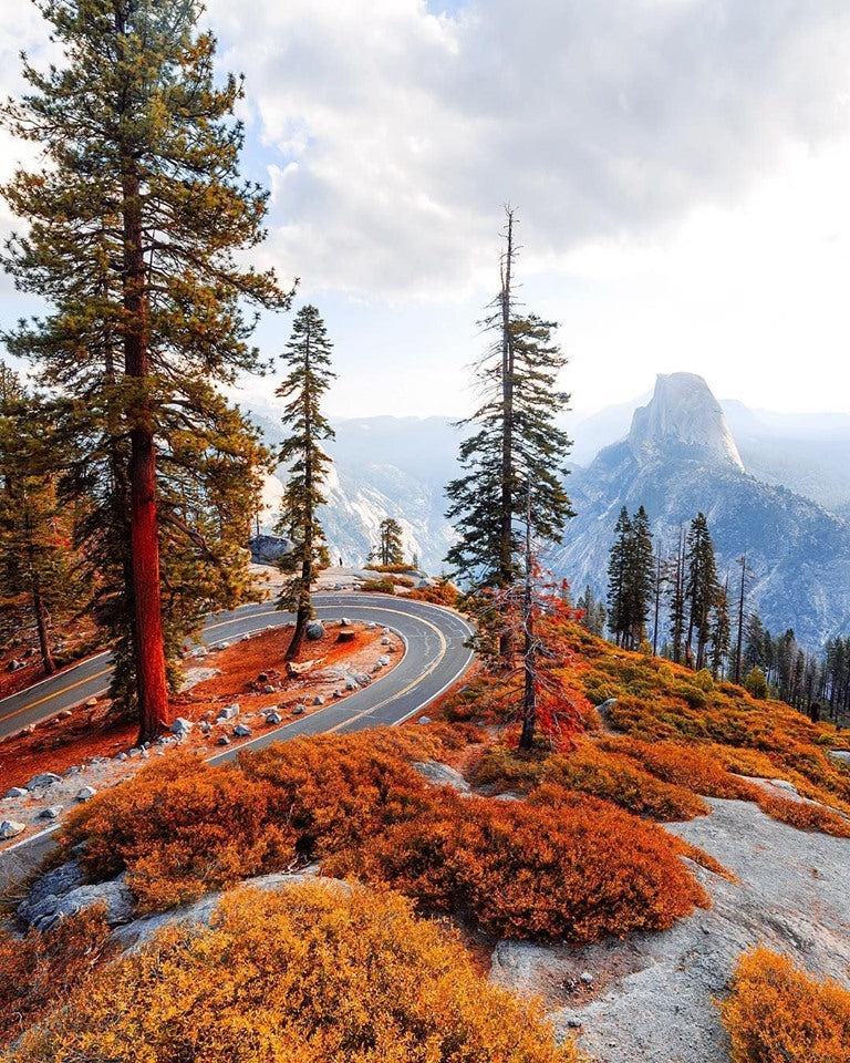 5 Fall Road Trips for Seeing the Best Fall Foliage