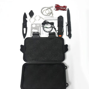 10-in-1 Survival and Camping Kit