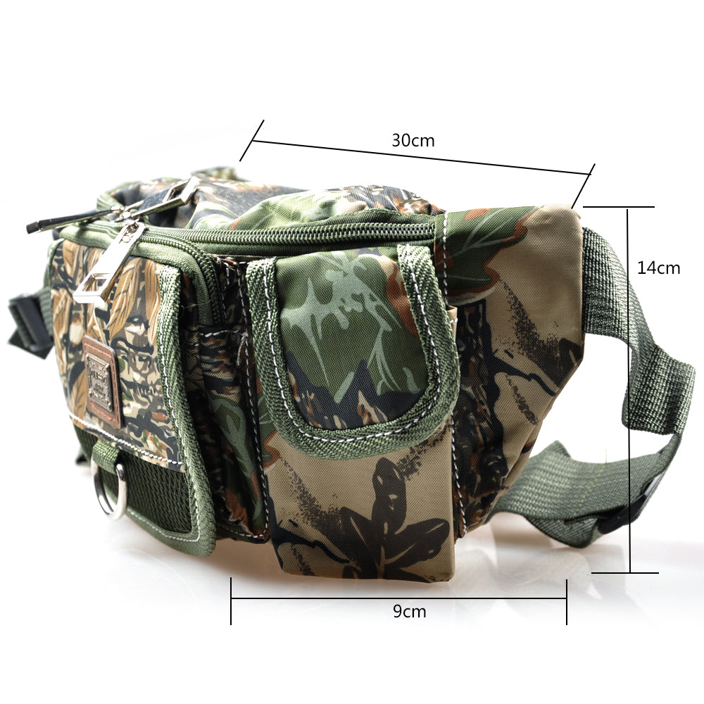 Multifunctional Fishing Tackle Bagpack