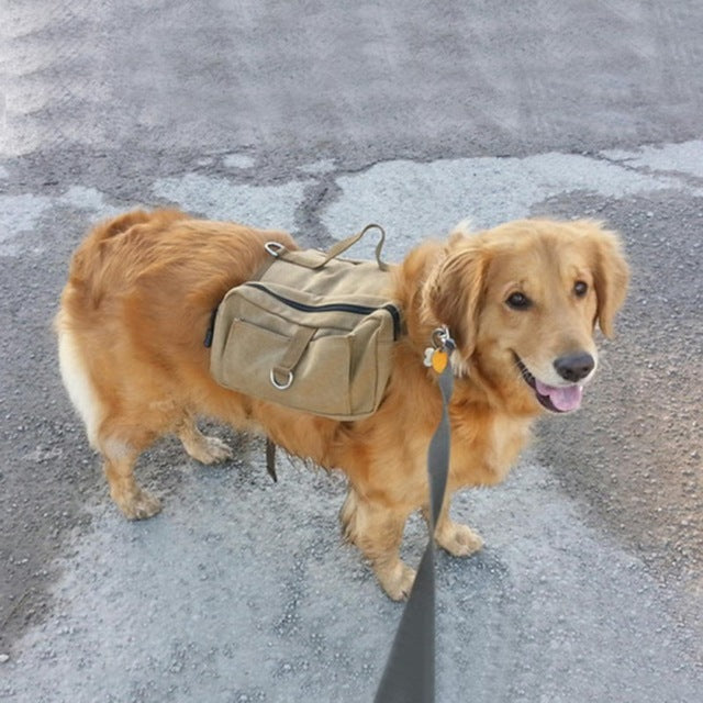 Dog Pack Saddle Bag