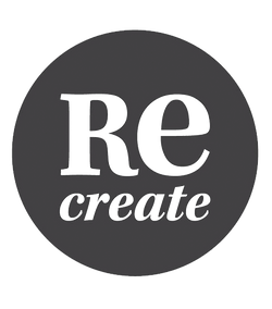 ReCreate logo | ReCreate ethical, organic & sustainable women's fashion at Ecoture