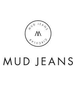 MUD Jeans logo | MUD Jeans ethical organic cotton jeans and tees at Ecoture