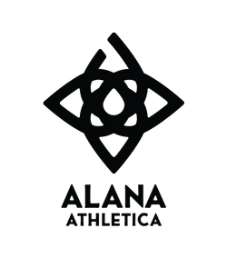 Alana Athletica women's social impact activewear at Ecoture | Alana Athletica logo