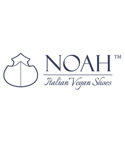 NOAH Italian Vegan Shoes logo | NOAH Italian made women's designer vegan shoes and bags at Ecoture