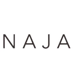NAJA logo | NAJA sustainable activewear and swimwear at Ecoture
