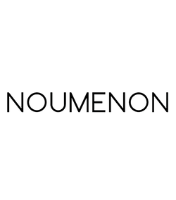 Noumenon logo | Noumenon women's sophisticated ethical designer fashion at Ecoture