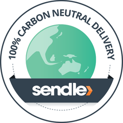 Sendle carbon-neutral badge