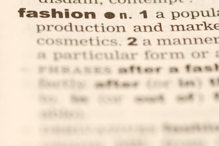 Ethical Fashion Glossary | Ecoture