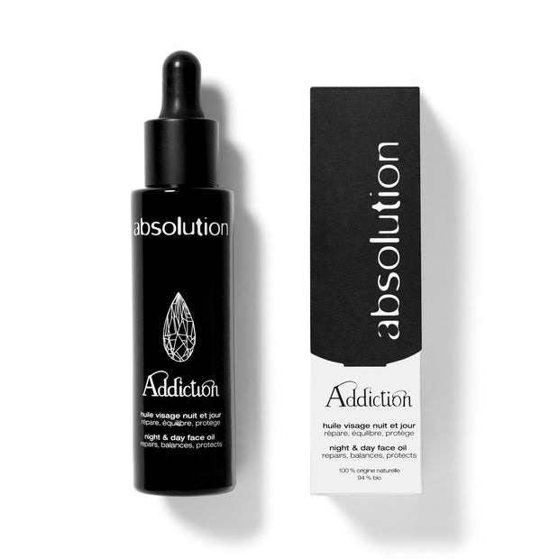 Addiction Night + Day Face Oil - Absolution | Ecoture