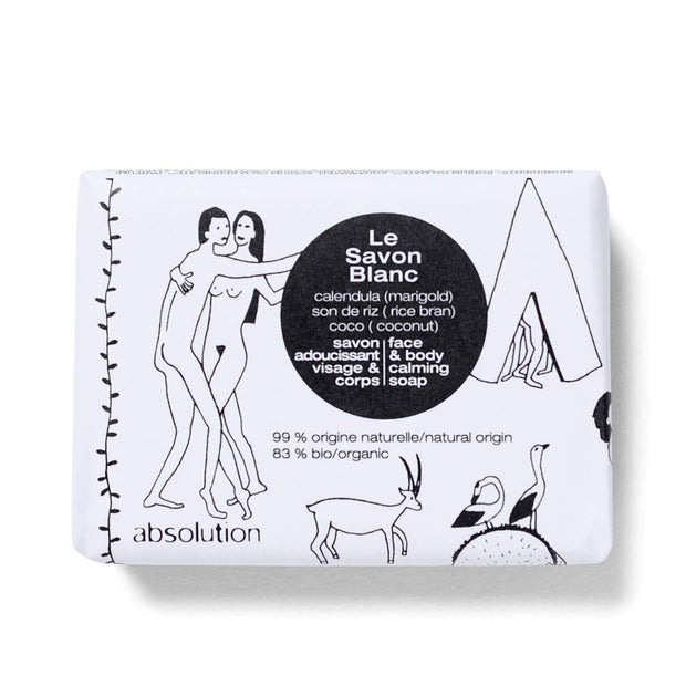 Calming Face + Body Soap - Absolution | Ecoture