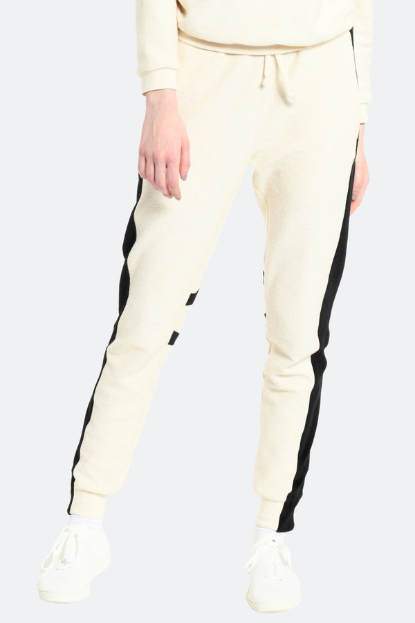 Sweat Pants | Ecru