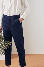 Edition Pant | Navy - Kowtow | Ecoture