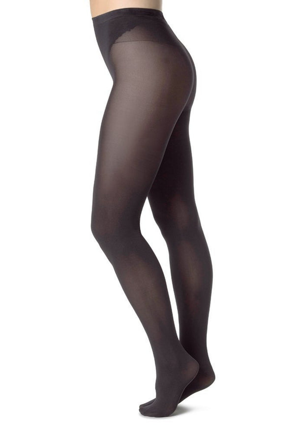 Elin Premium Tights | Black
