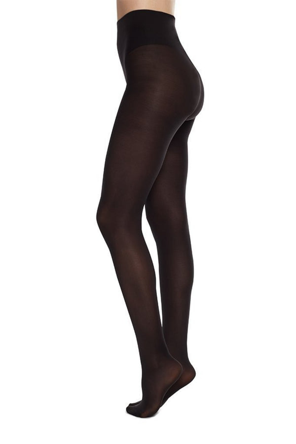 Olivia Premium Tights | Nearly Black