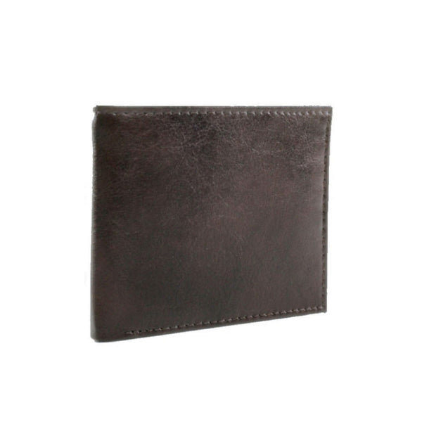 Billfold Wallet | Dark Brown