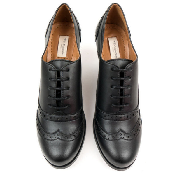 City Brogue | Black