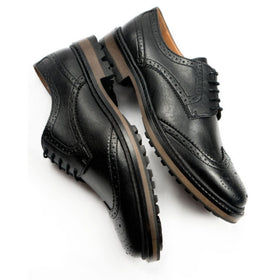 Continental Brogue | Black