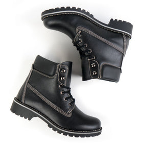 Women's Dock Boot | Black