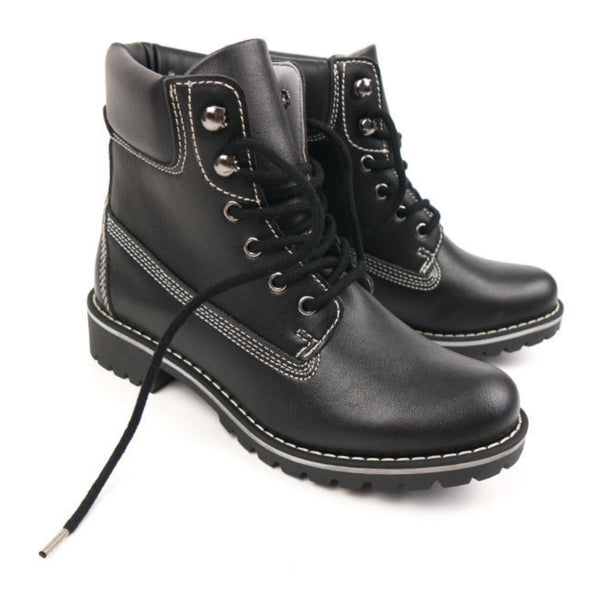 Men's Dock Boot | Black