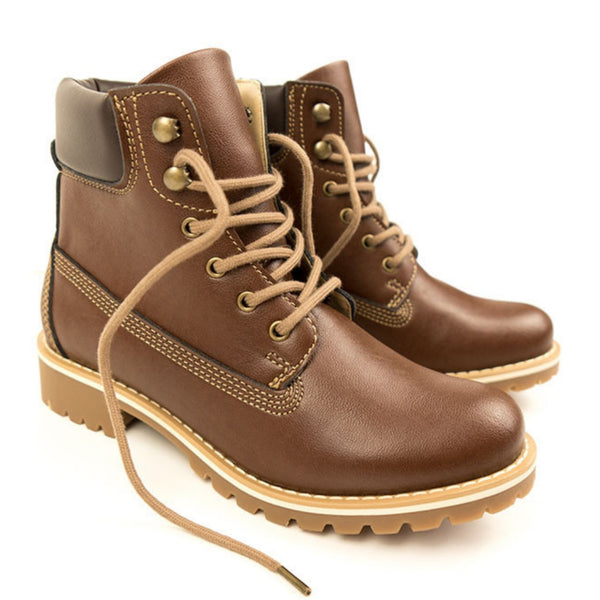 Men's Dock Boot | Chestnut
