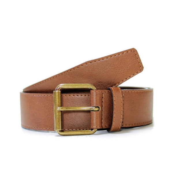 Jeans Belt | Chestnut