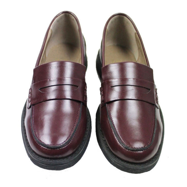 Women's Loafer | Wine