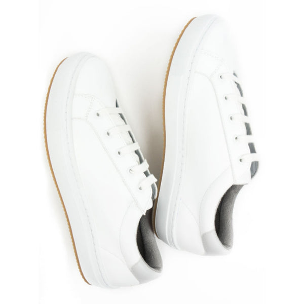 Women's NY Trainer | White