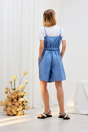 Insight Jumpsuit | Chambray - Kowtow | Ecoture