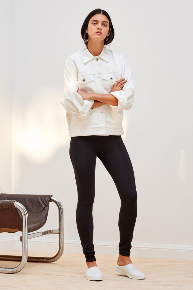 Legging | Black - Kowtow | Ecoture