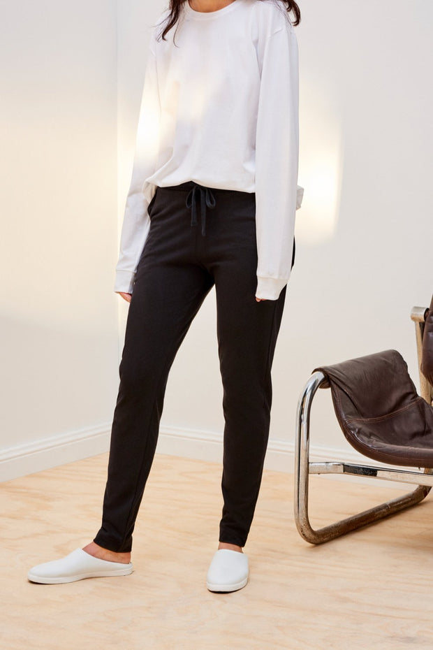 Pant | Black - Kowtow | Ecoture