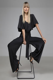 Zoey Pant | Black - Indecisive | Ecoture