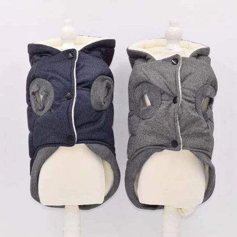 Dog Winter Jacket For Warm Coat And Sweater for Small Medium Large Dogs
