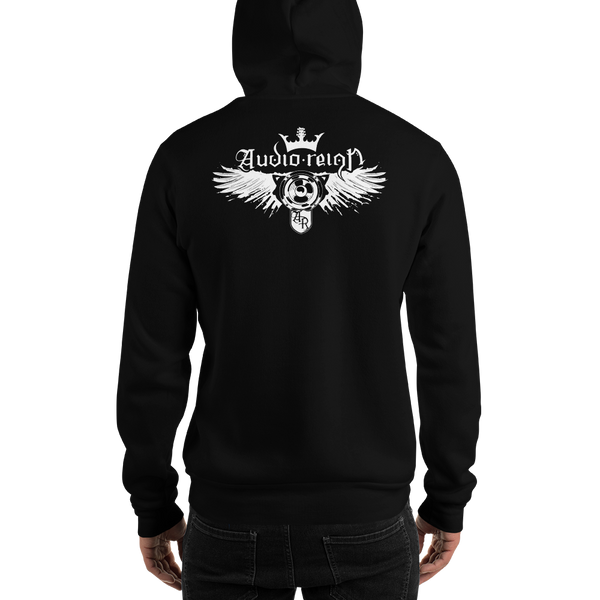 Audio Reign - Double sided Hoodie