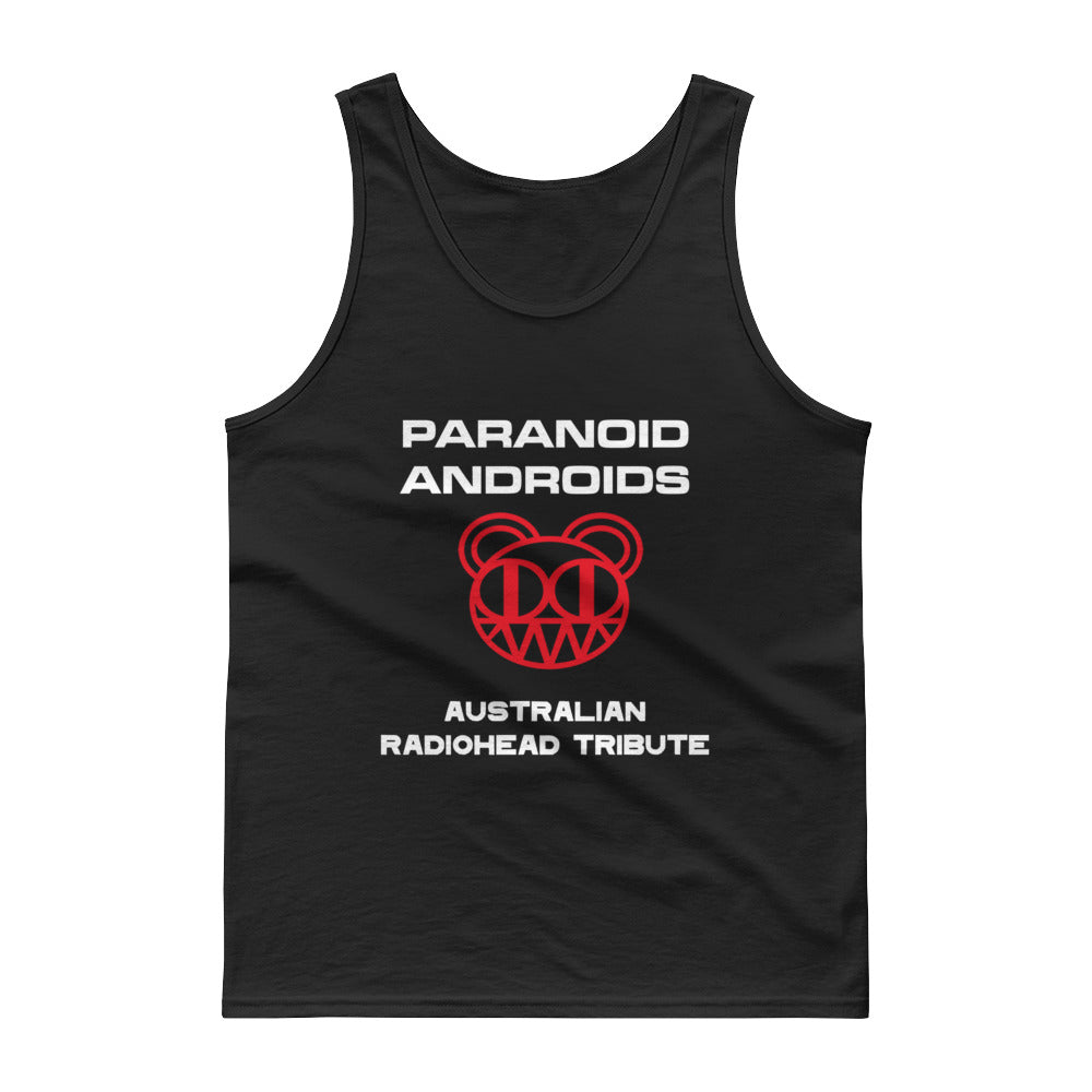 Paranoid Androids Unisex Tank top