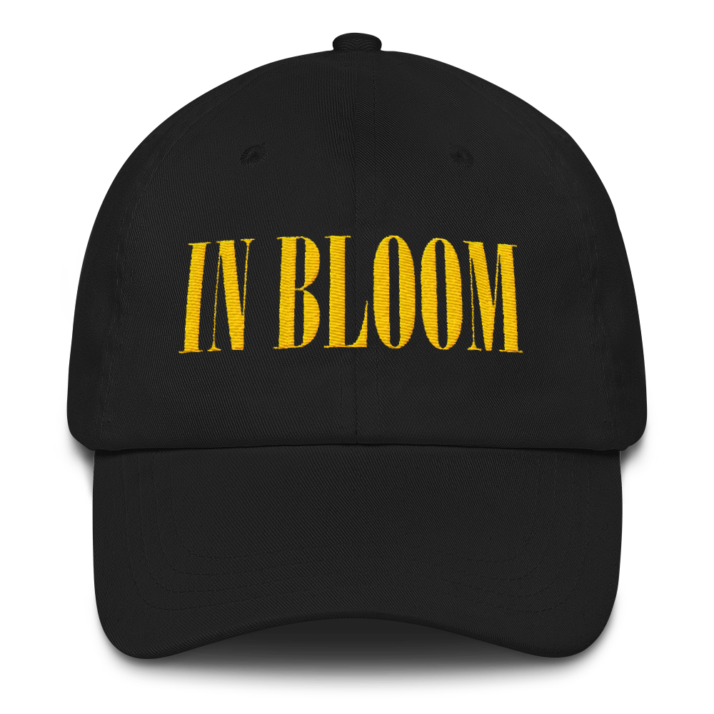 In Bloom - Baseball Cap