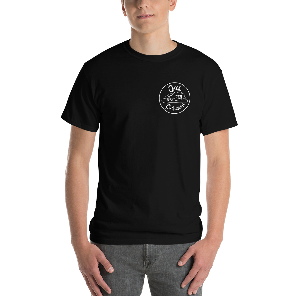 Jack Buchanan - 2 sided Short-Sleeve T-Shirt