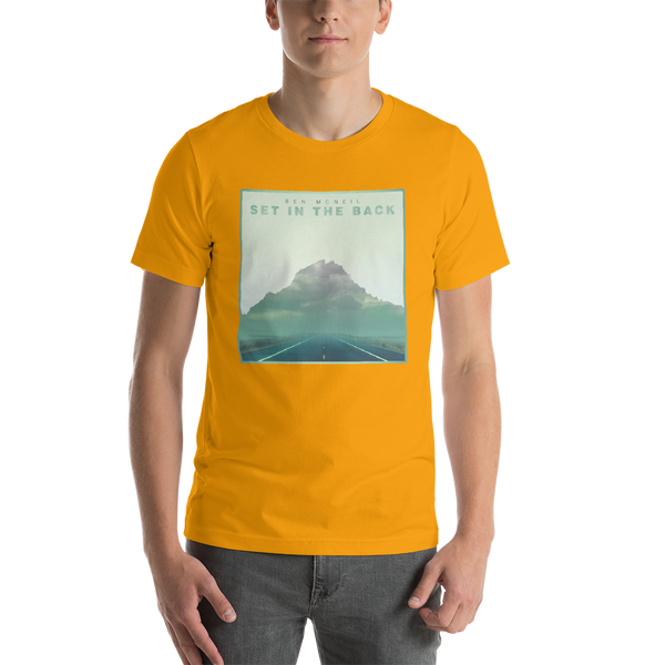 Set In The Back - Short-Sleeve Unisex T-Shirt