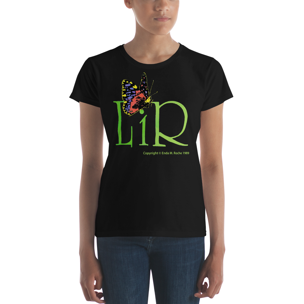 LiR - Butterfly - Women's short sleeve t-shirt