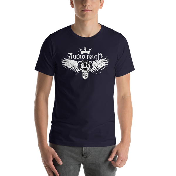 Audio Reign - Short-Sleeve Unisex T-Shirt