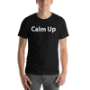 Calm Up - Short-Sleeve Unisex T-Shirt