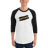 Netgigs - 3/4 sleeve raglan shirt