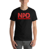 NAD - Short-Sleeve Unisex T-Shirt