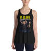 In Bloom - Women's Flowy Racerback Tank