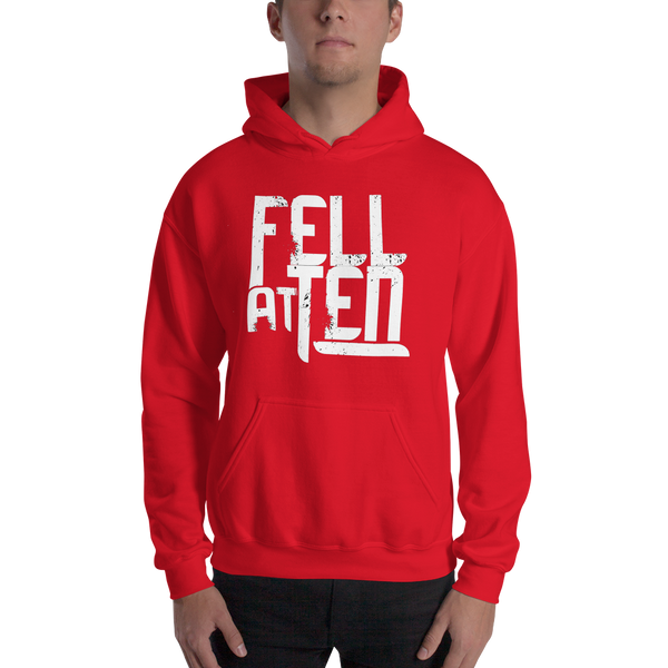 Fell At Ten - Hoodie - Dark