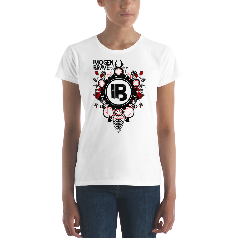 Imogen Brave - Women's short sleeve t-shirt